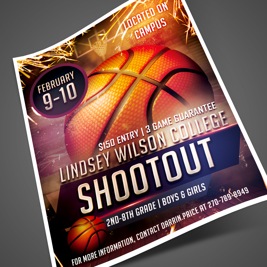 Shootout Flyer